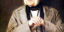 Sir Charles Lyell (Nov. 14, 1797 - Feb. 22, 1875)