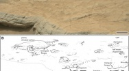 Tracce fossili di vita su Marte? Ipotesi scaturita dalle foto dei rover!
