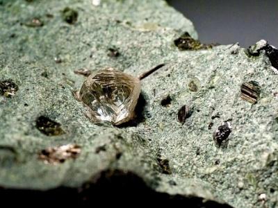 I diamanti rivelano nuovi indizi sull'origine della vita